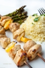Lemon-Fennel Chicken Skewers 5-