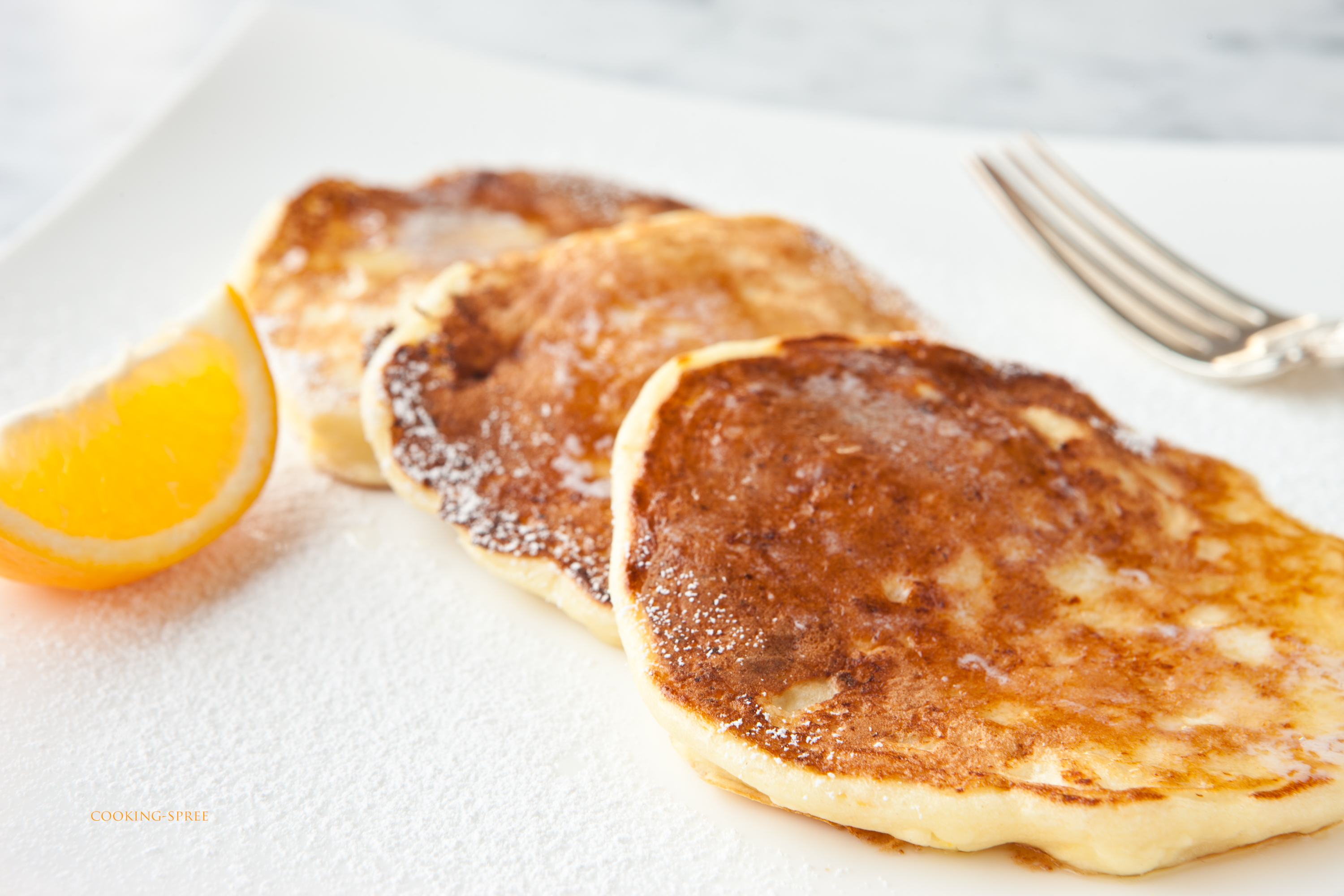 Lemon Ricotta Pancakes Recipes — Dishmaps