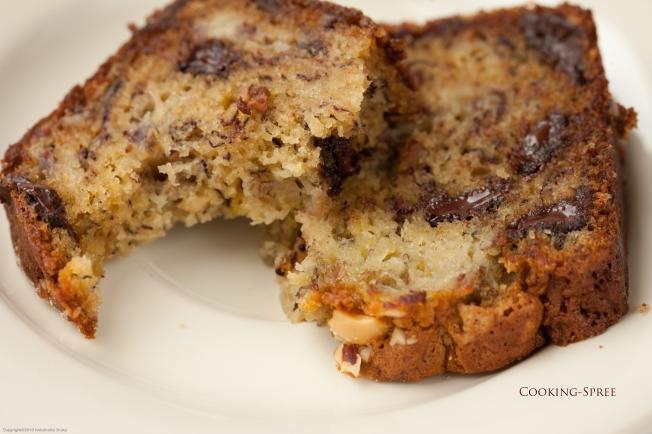 Grandma Bea's Banana Bread-
