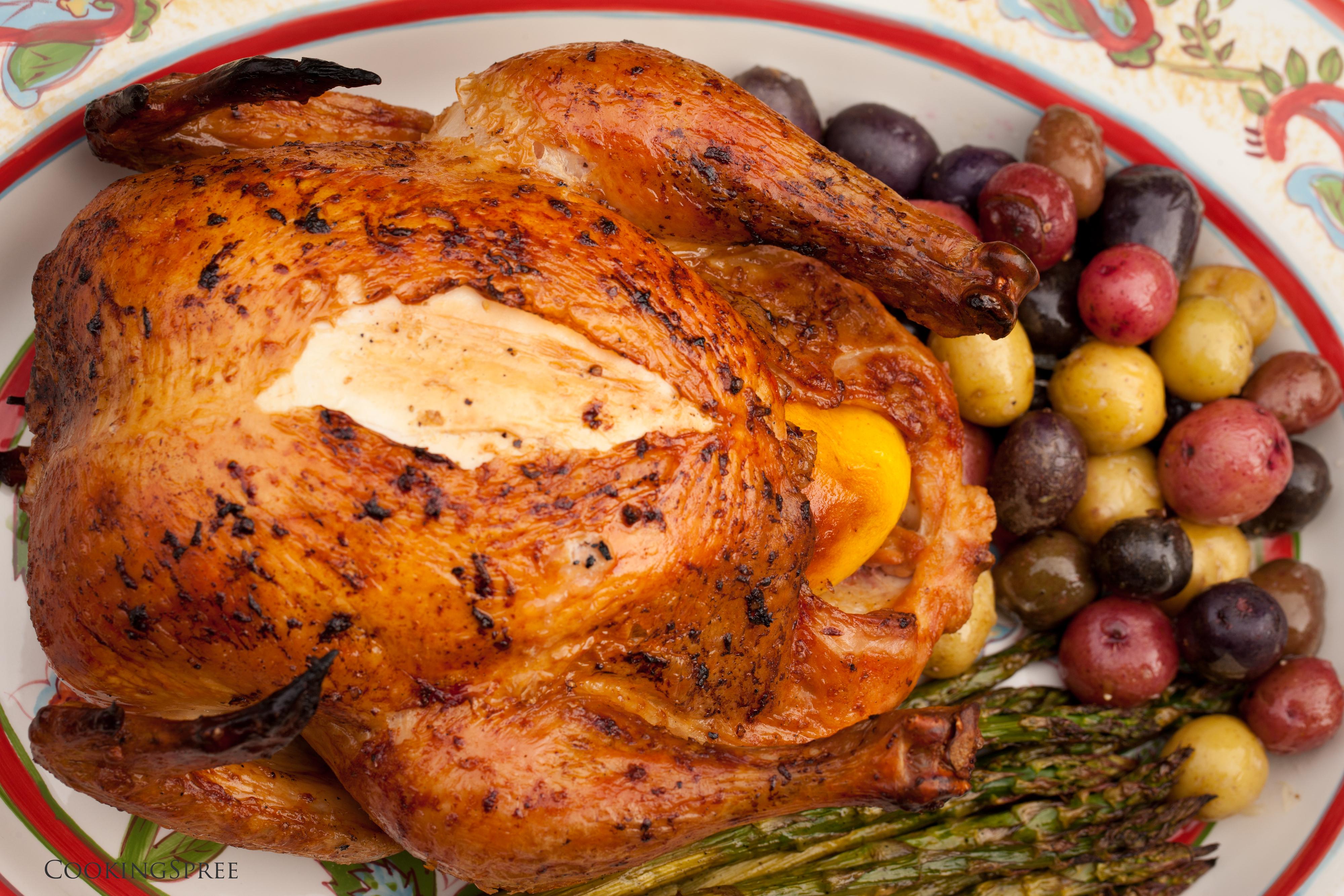 Как сделать курицу в духовку