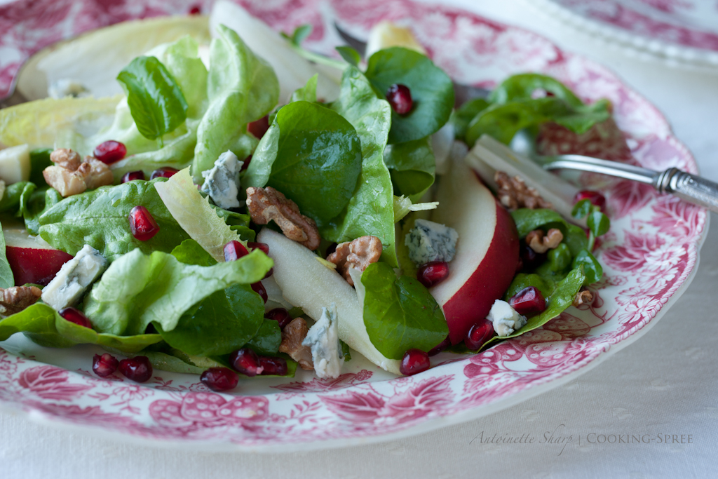 baked 20111102 roasted pear blue cheese and hazelnuts pear and ...