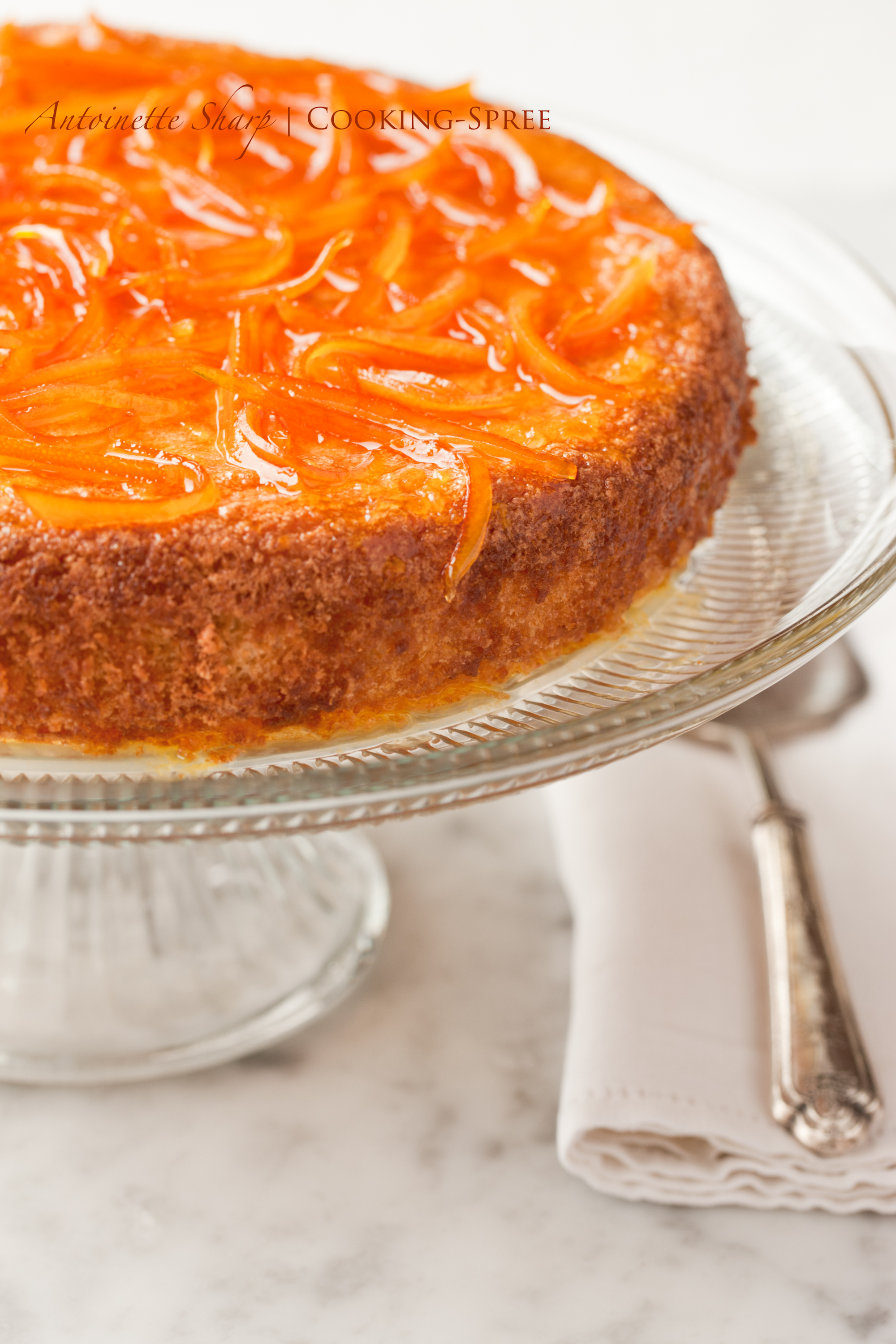 ... .yummly.com/recipe/Almond-cake-with-orange-flower-water-syrup-318651